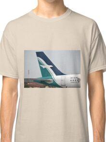 Silk Air airplane Classic T-Shirt