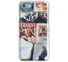k-pop discography  iPhone Case/Skin