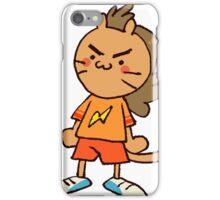 Mullet cat Color iPhone Case/Skin