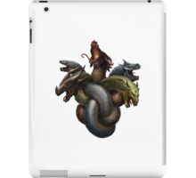 Tiamat iPad Case/Skin