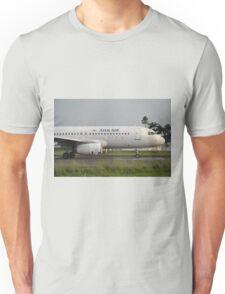 Silk Air airplane Unisex T-Shirt