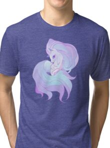 snow fairy Tri-blend T-Shirt