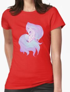 snow fairy Womens Fitted T-Shirt