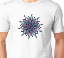 Pinks and Blues Unisex T-Shirt