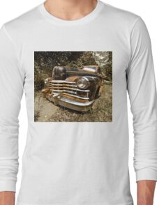 1948 Cadillac Limo Long Sleeve T-Shirt