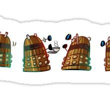 Daleks Sticker