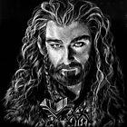 Thorin Oakenshield by LKBurke29