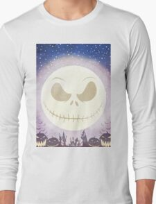 Scary Town Long Sleeve T-Shirt