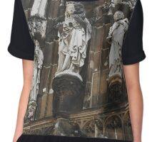 Aachen Cathedral II Chiffon Top