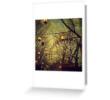 Fairy Wheel Greeting Card
