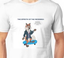 The Effects Of The Recession #1 Unisex T-Shirt