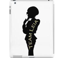 Team Leia 2 iPad Case/Skin