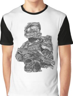 Halo - Master Chief  Graphic T-Shirt