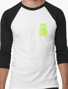 Kuchi Kopi Men's Baseball ¾ T-Shirt