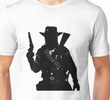Cowboy Silhouette Unisex T-Shirt