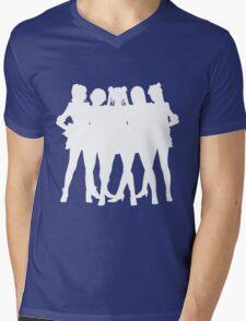 ~La Reconquista~ Silhouette Mens V-Neck T-Shirt