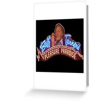""""""" I just wanna say one thing.....God Bless America!"""" Greeting Card"""