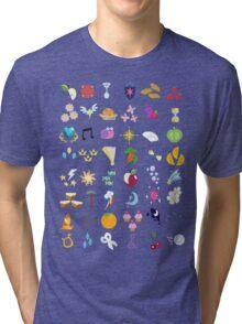 Cutie Marks Tri-blend T-Shirt