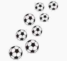 Soccer balls by Designzz