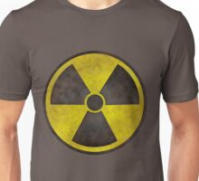 Radioactive Fallout Symbol - Dirty Nerd Unisex T-Shirt