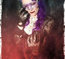 Gothic Beauty of the Night by twistedfashion