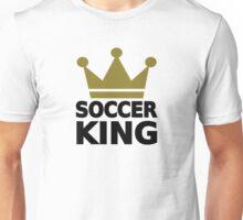 Soccer king Unisex T-Shirt