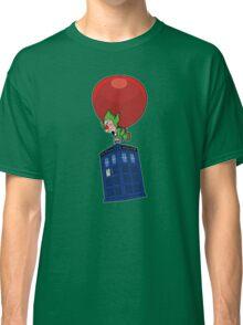 Tingle & The Tardis Classic T-Shirt