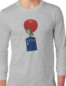 Tingle & The Tardis Long Sleeve T-Shirt