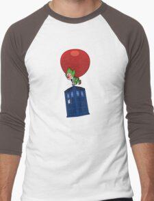 Tingle & The Tardis Men's Baseball ¾ T-Shirt