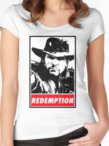 Redemption Women's Fitted Scoop T-Shirt