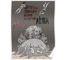AKIRA - Film Poster Poster