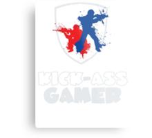 Kick Ass Gamer Metal Print