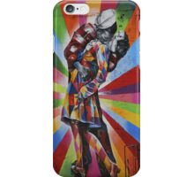 Famous Kiss iPhone Case/Skin
