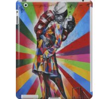Famous Kiss iPad Case/Skin
