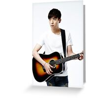 Day6 - Sungjin Greeting Card