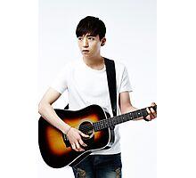 Day6 - Sungjin Photographic Print