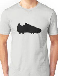 Soccer football shoe Unisex T-Shirt
