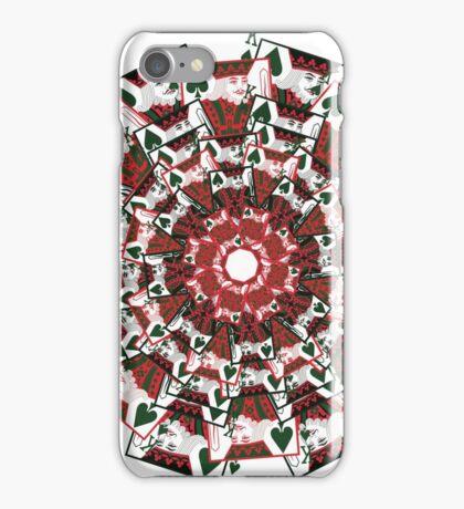 KingSpadeMandala iPhone Case/Skin