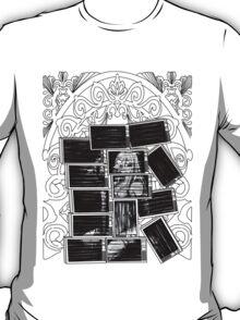 DD3- flower static T-Shirt