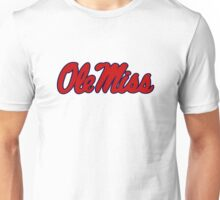 Ole Miss - University of Mississippi Unisex T-Shirt