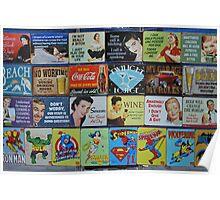 Kitsch Poster