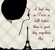 A Day in Paris by ChezLorraines