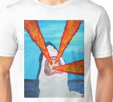 Quint is Full of Fire!  JAWS Unisex T-Shirt