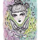 Grime N Baby Bat by brettisagirl