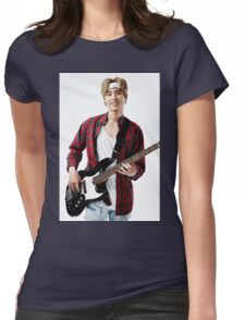 Day6 - Brian/Young K Womens Fitted T-Shirt