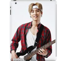 Day6 - Brian/Young K iPad Case/Skin