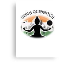 India Quidditch Canvas Print