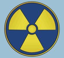 Radioactive Fallout Gamer Geek Baby Tee