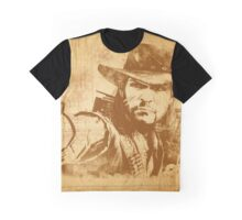 Cowboy - vintage Graphic T-Shirt