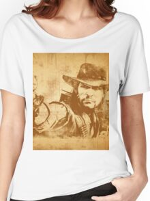 Cowboy - vintage Women's Relaxed Fit T-Shirt